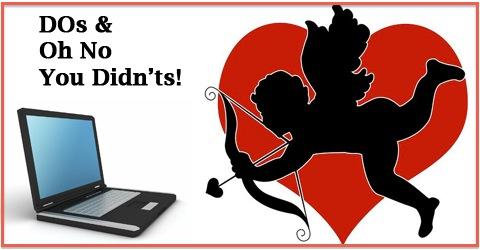 Online dating not faint heart 10